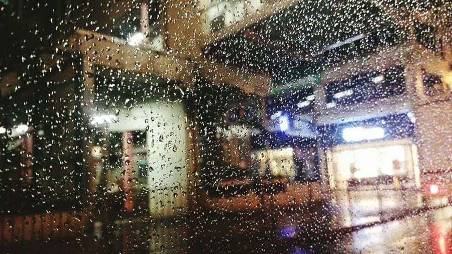 Feel the rain ♡