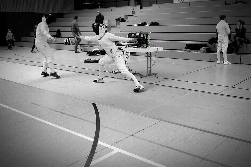 Fencing Fechten Touché Fight First Eyeem Photo Love ♡ ♥
