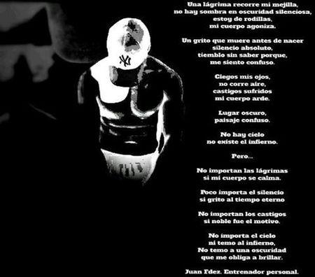 Gym Gimnasio Entrenando Gerrerosconeii Voluntad Poesia Coraje Valor Orgullo Motivacion Esperanza Escritores Poetas Versos Poemas Entrenar Derrota Victoria Decisiones Letras
