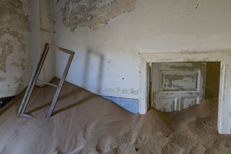 Room in an Old