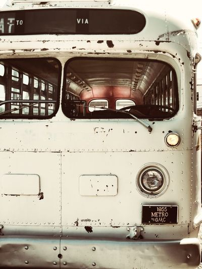 Refined. Bus