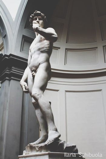 """David"" David Michelangelo Firenze Florence Italy Sculpture Sculpting A Perfect Body Eye4photography  Check This Out Hello World Taking Photos Enjoying Life That's Me EyeEm Best Shots Bestoftheday EyeEmBestPics"