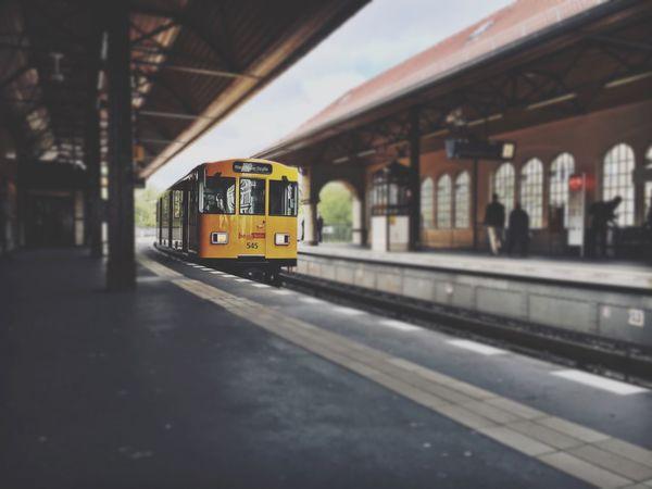 Berlin subway station Schlesisches Tor. Subway Berlin Schlesisches Tor Subwaystation First Eyeem Photo Iphone6s