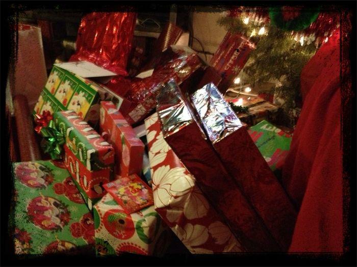 #presents