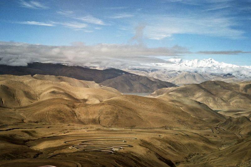 View in tibet