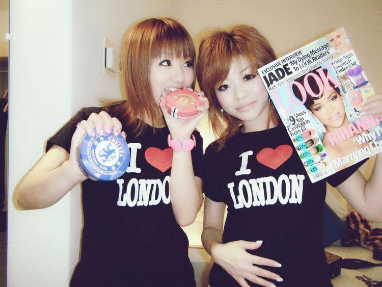Aya Miki Memories Traveling London Bff
