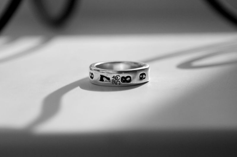 Black And White Black And White Photography Handmade Men's Jewelry Men's Ring Menstyle Rings 💍 Uno De 50 First Eyeem Photo