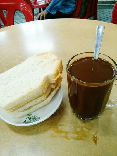 Breakfast Toastbread Kopisusu