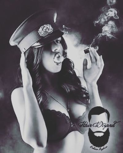_hairwizardea_ Girls Women Cuban Cigar My Fallowme Hair Hairstyle Hairstylist Haircut Barber Barberlife Barbershop Me Men Beards Instagood Instadaily Instalike Instamood Insta Instahair парикмахер женский блондинка стилист я ты москва awesome