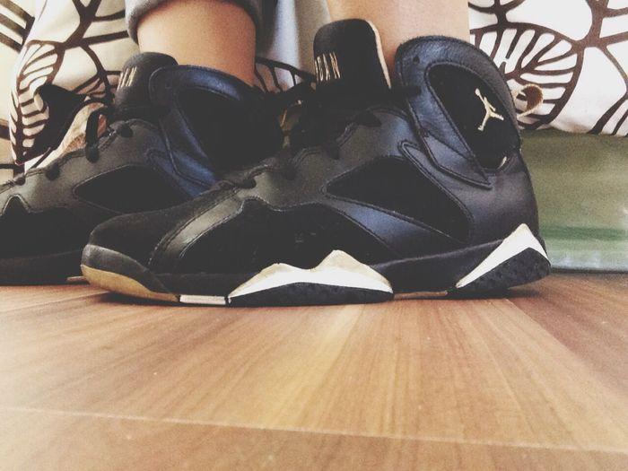 Jordans Jays ♥ Gold Medal Pack Retro 6 Jays On My Feet