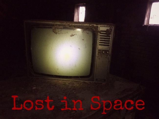 Lost in Space Lost Places Lost In Space... Adventure
