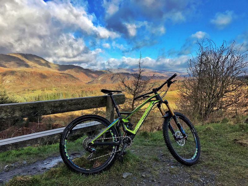 Visiting the lakes! Lake District Grizedale Forest  MTB MTB Biking MTB ADVENTURE Enduromtb Scenery Mondraker Bicycle Cycling Nature Mountain Sky Riding Sport Mtblife