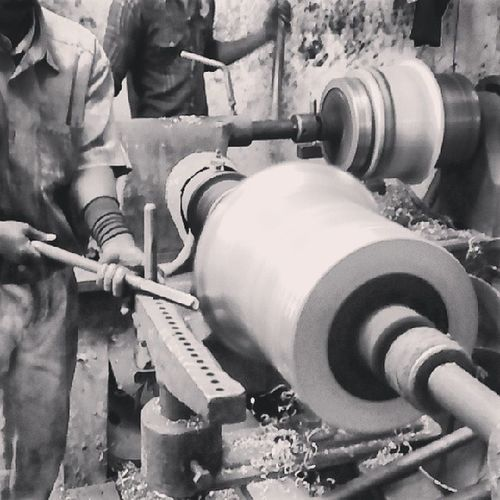 Flow_turning Operation Industry