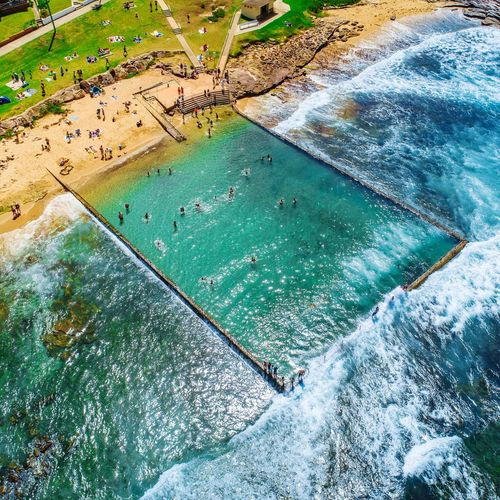 Oak Park Pool I Available as Fine Art Print on www.kess.gallery #theshire #shirelife #sutherlandshire #cronulla #cronullabeach #beach #seascape #beachscape #nulla #drone #drones #droneoftheday #droneporn #droneglobe #fromwhereidrone #dronesdaily #dronegear #dronesetc #dronelife #dronesaregood #aerialphotography #dronestagram #dronesarefun #dronepics #dronephoto #dji #djiphantom #phantom4pro #iamdji #focusaustralia Theshire Shirelife Sutherlandshire Seascape Cronulla Cronullabeach Beach Beachscape Nulla Drone  Drones Droneoftheday Droneporn Droneglobe Fromwhereidrone Dronesdaily Iamdji Dji Djiphantom Focusaustralia Water Swimming Pool Aerial View High Angle View Hot Spring Reflection Sandy Beach Surf Rushing Wave Capture Tomorrow