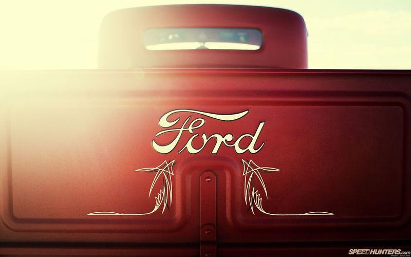 Damn!!! Ford Truck love dat ass!