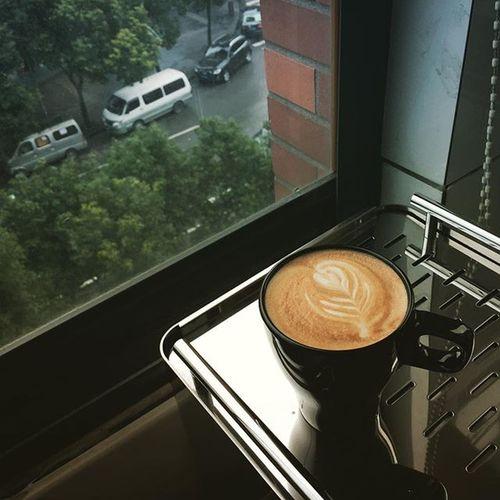 I miss my kitchen. E61 Expobar Coffeegeek Wholelattelove Cuppuccino