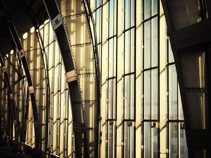 Architecture Train Urban Geometry EyeEm