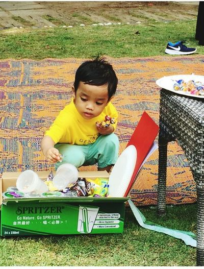 Yellow Child Playtime Front View Outdoor Play Equipment Boys Will Be Boys Outdoors, Outside, Open-air, Air, Fresh, Fresh Air,