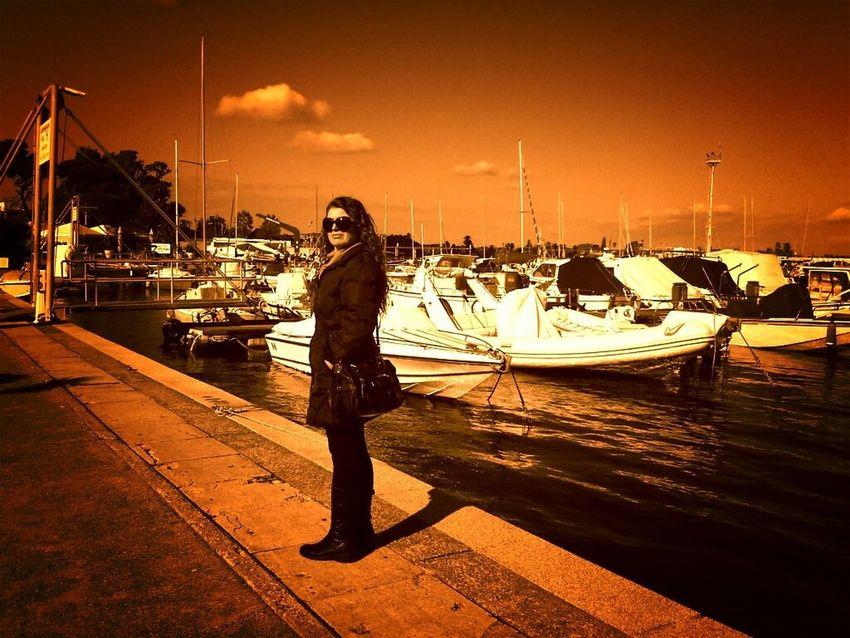 Marinapiccola Relaxing Hello World Sea