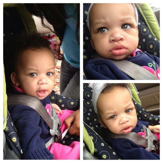 My Niece. Love Her ♥