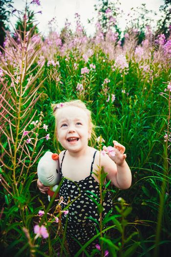 Plant Childhood