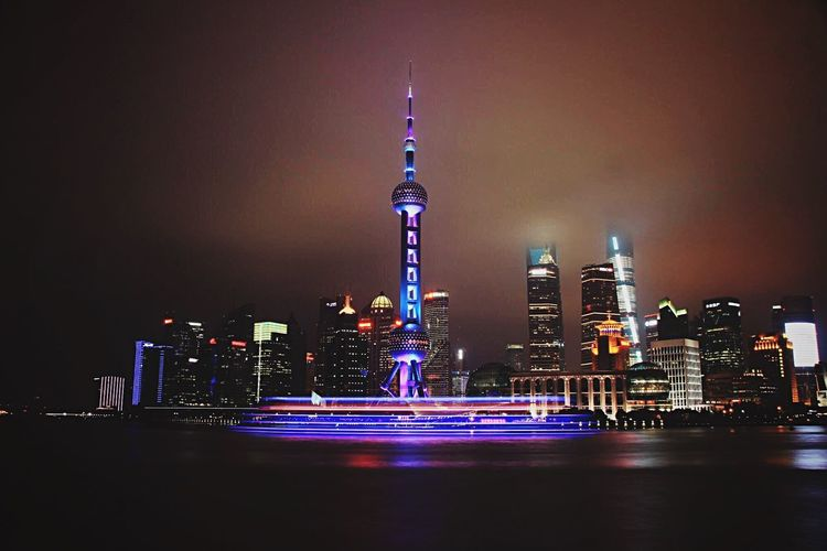 Other's view of shanghai