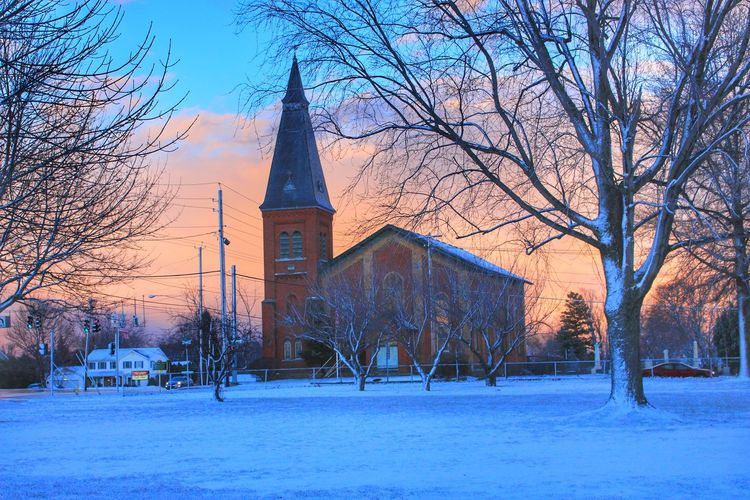Churchin Church Check This Out Churches Snow Greeceny Rochester Rochester, NY Rochesternewyork Rochesterphotographer Rochestercathedral Winter Popular Shades Of Winter