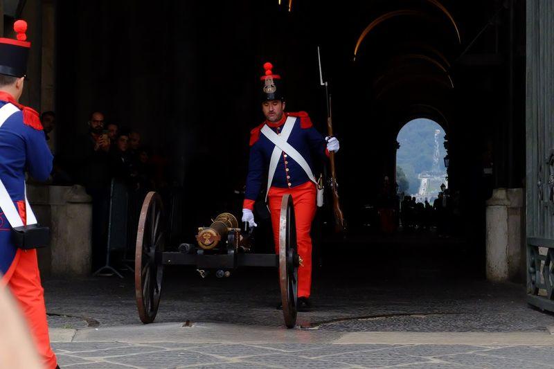 Cambio della guardia borbonica Storical Place Storico Military Borbonico Caserta Reggia Di Caserta First Eyeem Photo