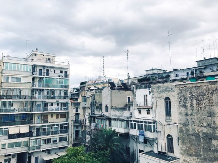 My view in bari