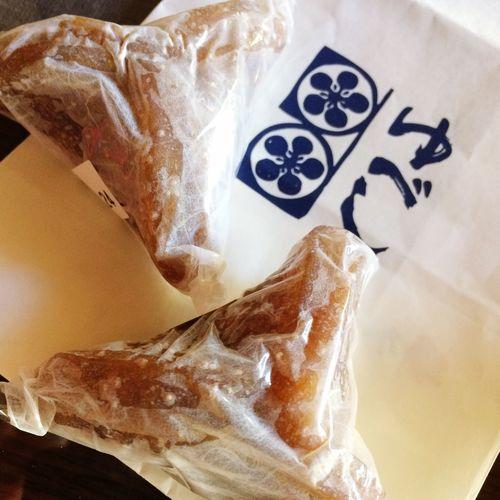 かんのや ゆべし 福島土産 郡山駅限定 生ゆべし Japanese Food Japanesefood