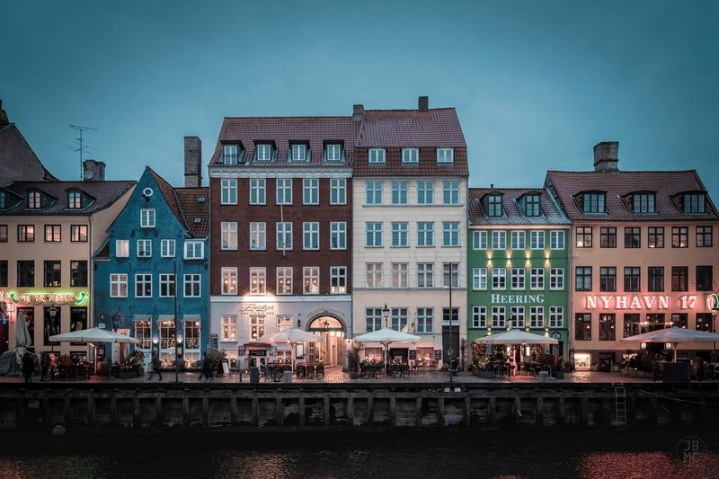 Nyhavn Canal,
