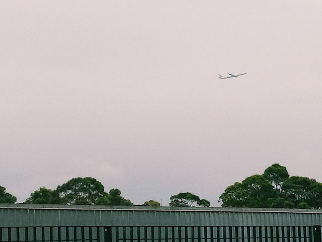 Flying Airplane No People Sky Outdoors Nature Day Brazil Brasil ♥ Guarulhos Airport Guarulhos