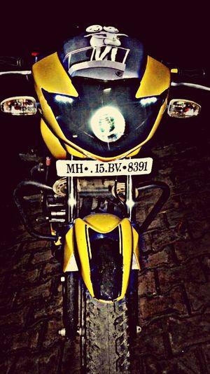 Zoozoo biker stopp