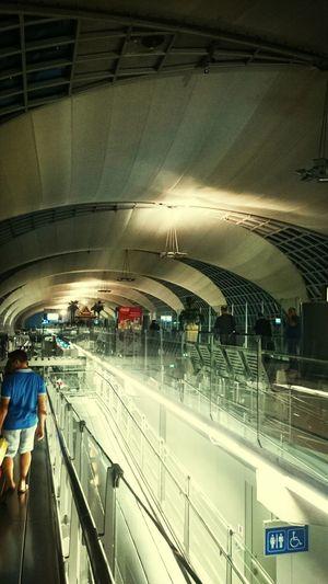 Boarding Flight ✈ Airport