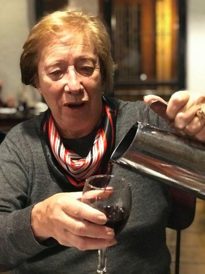 Wine! Mother's