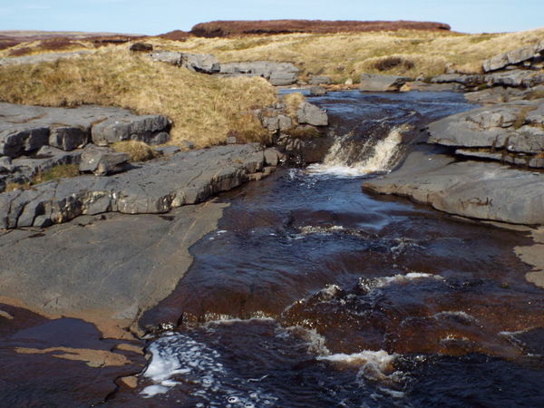 Stream Rocky Rocks Non-urban Scene Non Urban Scene Mountains And Hills Area Of Outstanding Natural Beauty AONB English Countryside Tranquility Tranquil Scene North Pennines Pennines Pennine Way Nature At Its Best Grass Area Moorland The Great Outdoors - 2016 EyeEm Awards