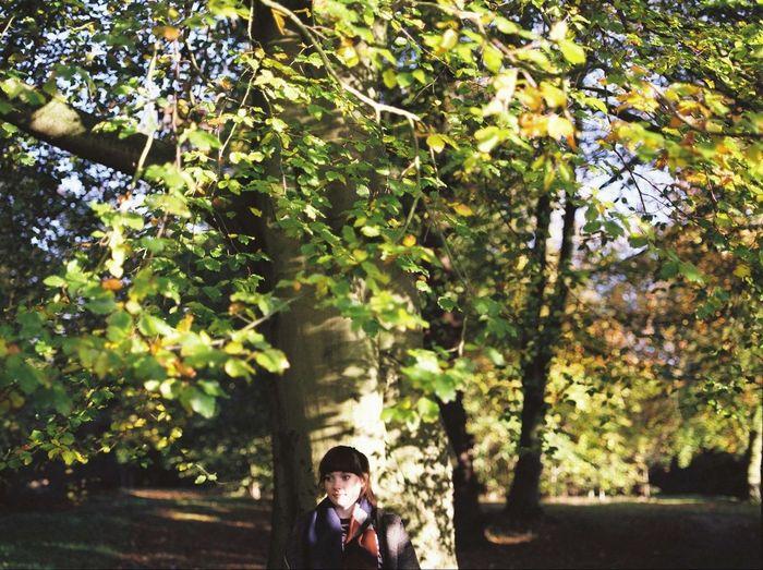 Under the tree Filmisnotdead Filmcamera Film Photography Film Photography 120 Film Mediumformat Bronica Fujicolor Colourfilm EyeEm Eyeem16 EyeEm Gallery Eyeemphotography