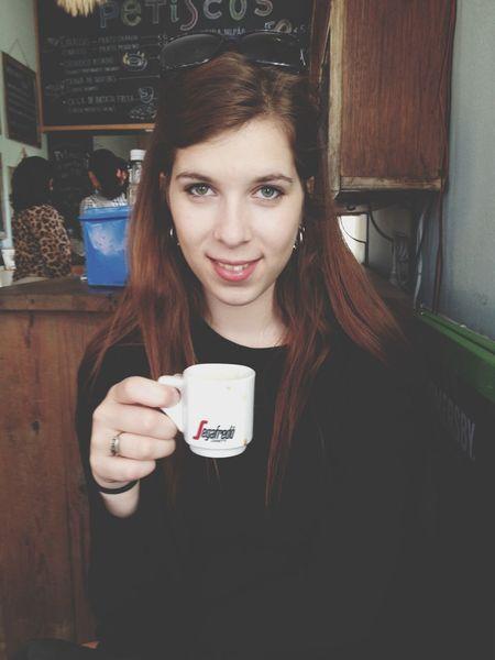 Lx Factory Coffee Selfie Myself