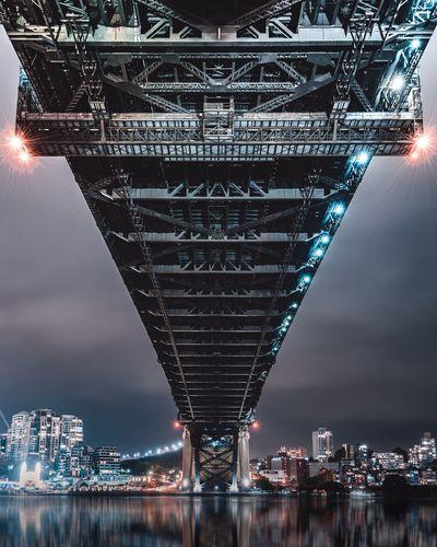 The Week On EyeEm First Eyeem Photo The Week On EyeEm Sydney, Australia Sydney Harbour Bridge Underthebridge Classic City City Life Cityscape Architecture Fresh On Market 2017