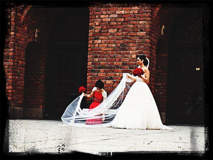 Brideockholm] bride Marriage