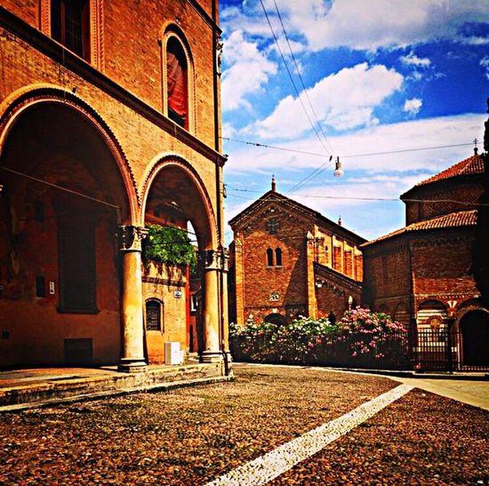 Bologna piazza Santo Stefano