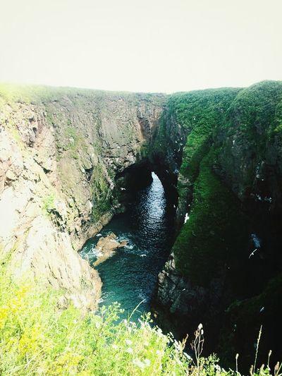 Bullers Of Buchan Scotland Aberdeenshire