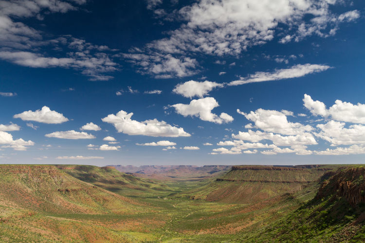 Beautiful clouds over the Grootberg plateau,Namibia, Africa Damaraland Grootberg Grootberg Plateau Namibia Africa Beauty In Nature Cloud - Sky Grass Horizon Horizon Over Land Landscape Nature No People Rolling Landscape Scenics - Nature Sky Tranquil Scene Tranquility