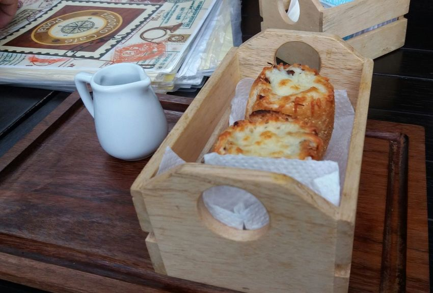 Bread meat and cheese food delicious