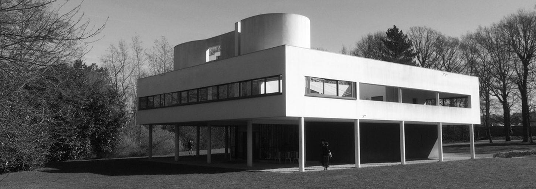 Villasavoye Paris Villa Architecture Modern Modernism Lacorbusier