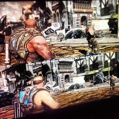 Hamin alan yehoii ( Gears Of War 3 ) ;)
