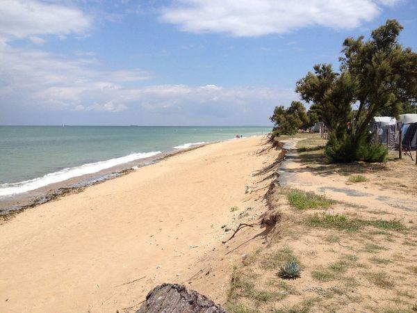 Beach Ile D'Oleron