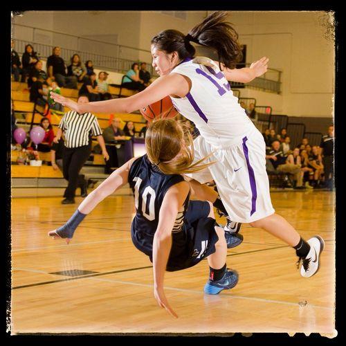 Highschool Basketball Sports Nikon Nikon D7000 Strobist
