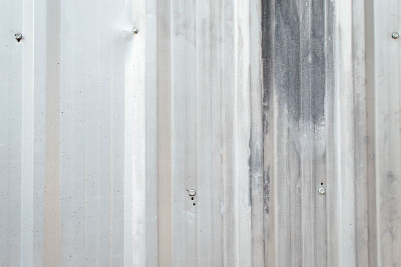 Zinc Full Frame Backgrounds White Color Close-up Textured  Window Outdoors Door Architecture Protection Old Day Built Structure Weathered