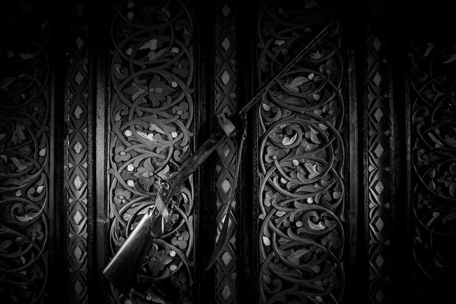 Istano Basa Pagaruyung Artistic Screenshots Artistic Sculptures Close-up Indoors  Interior Minangkabauexplorer Monochromatic Monochrome No People